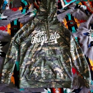 Other - The NTVS Originals Camo Pullover